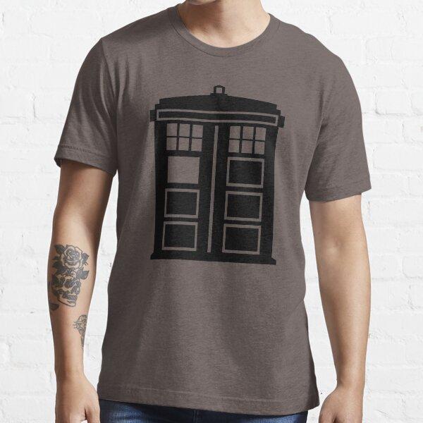 Doctor Who Tardis Essential T-Shirt