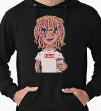 Lil PUMP Esketit Hip-hop design Lightweight Hoodie