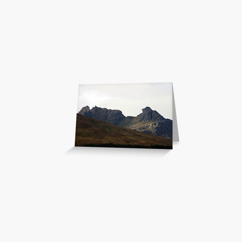 The  Cobbler Greeting Card