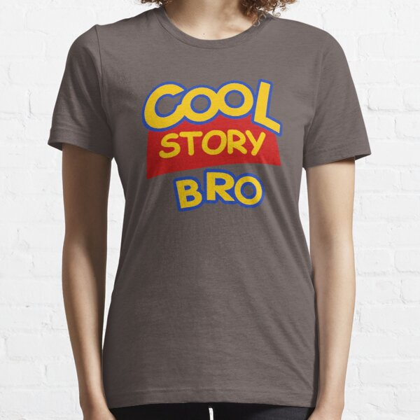 Cool Story Bro Essential T-Shirt