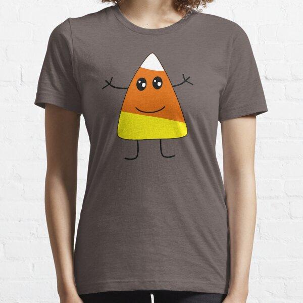 Cute Candy Corn Halloween Essential T-Shirt