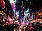 New York City Night by Nicklas Gustafsson