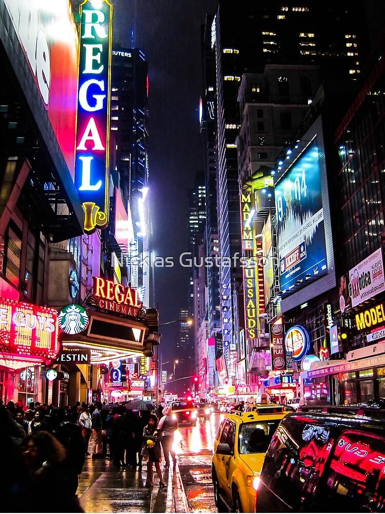 New York City Night by Nicklas81