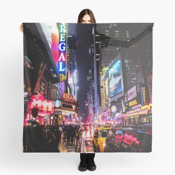 New York City Night Scarf