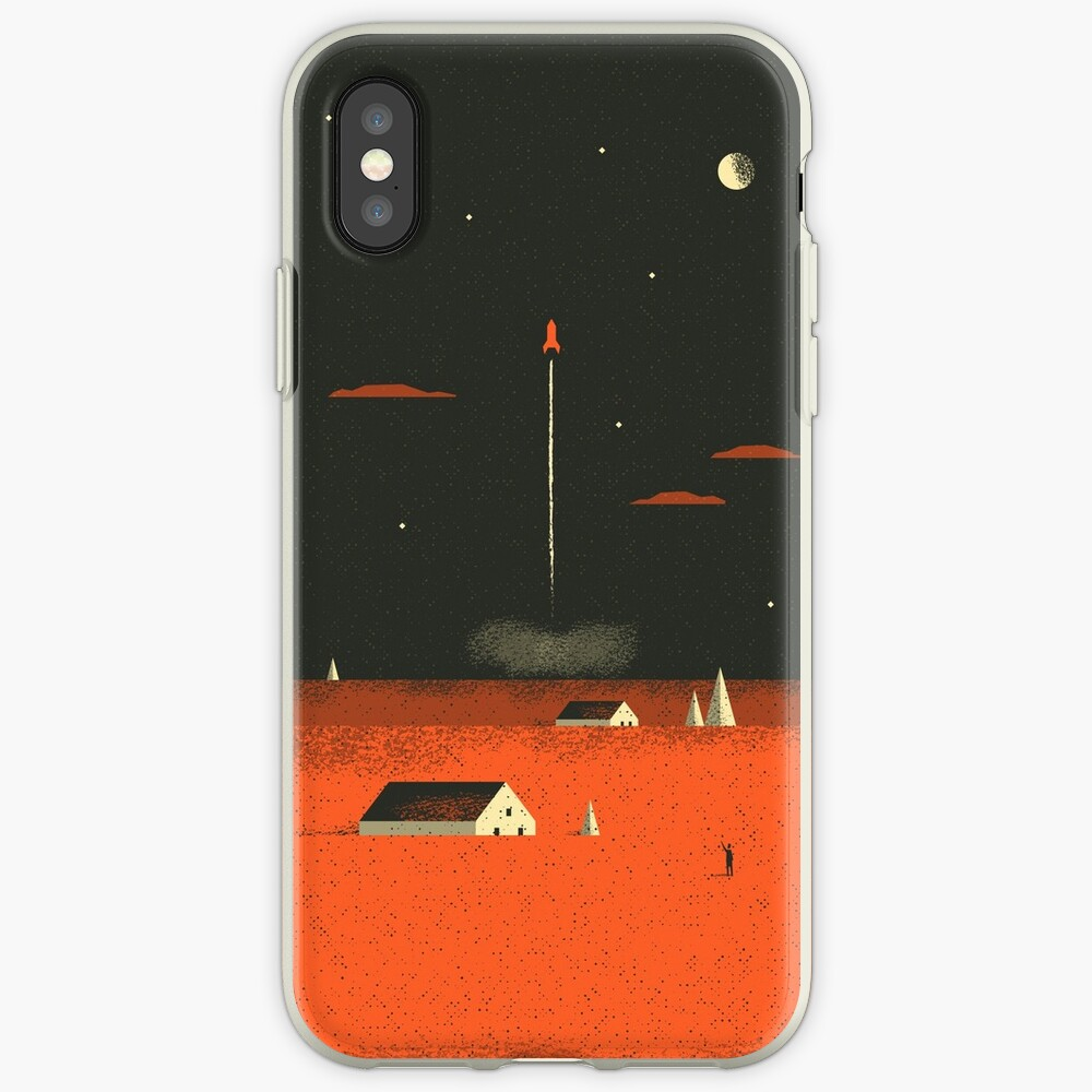 Bon voyage iPhone Cases & Covers