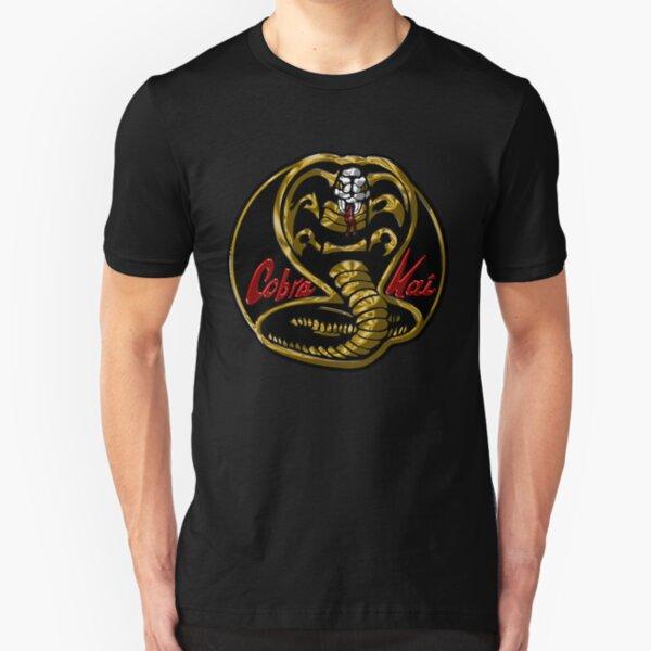 Cobra Kai gold Slim Fit T-Shirt