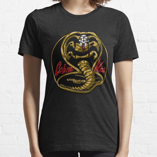 Cobra Kai gold Essential T-Shirt