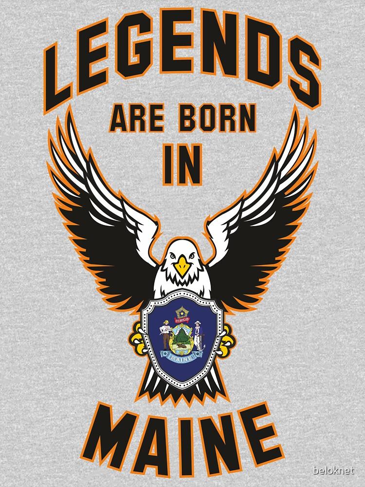 Legenden werden in Maine geboren von beloknet