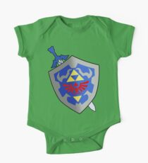 Sword and Shield One Piece - Short Sleeve