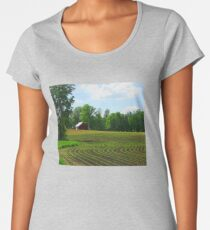 Farmland Women's Premium T-Shirt