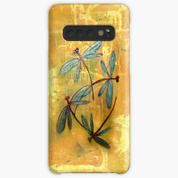 Dragonfly Haze Samsung Galaxy Snap Case
