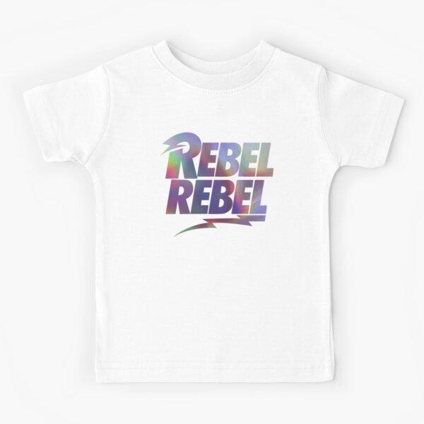Rebel rebel Kids T-Shirt