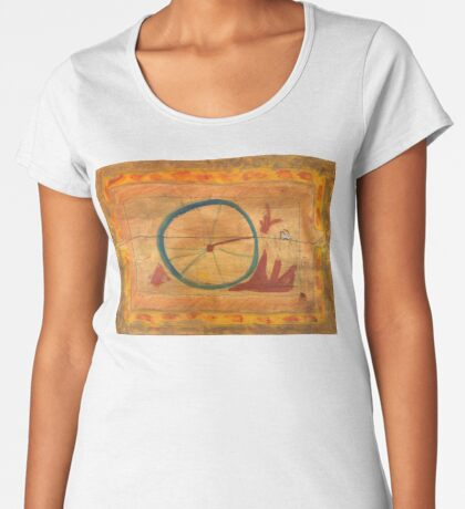 From The Wheel, Six Women's Premium T-Shirt