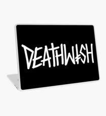 death wish Laptop Skin