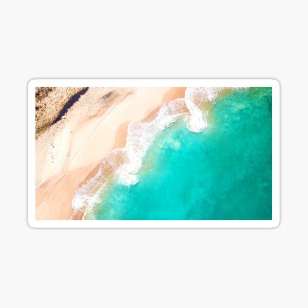 Beachport Blue No1 Sticker