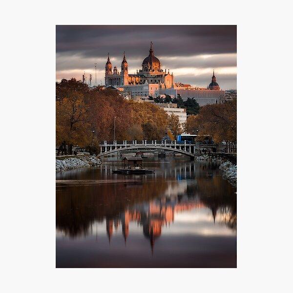 Sweet November Photographic Print