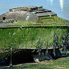 boat sunk gosport creek by tilly