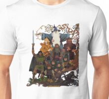 Fellowship of the Ring Unisex T-Shirt