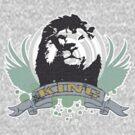 Lion King t-shirt by valizi
