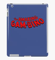 The Amazing Gambino iPad Case/Skin