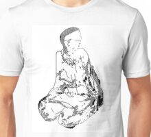 on bended knee 3 Unisex T-Shirt