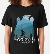 Horizon Zero Dawn Slim Fit T-Shirt