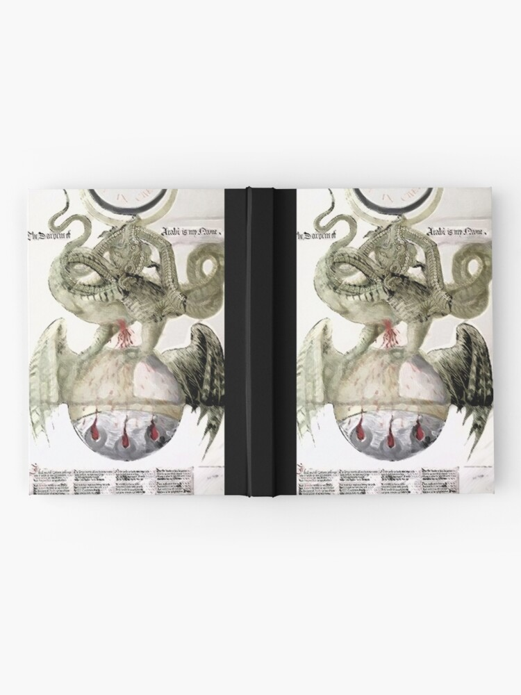 Alternate view of Alchemy Hardcover Journal