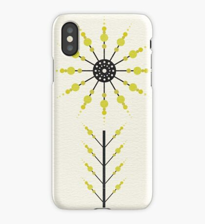 Minimal Dandelion iPhone Case