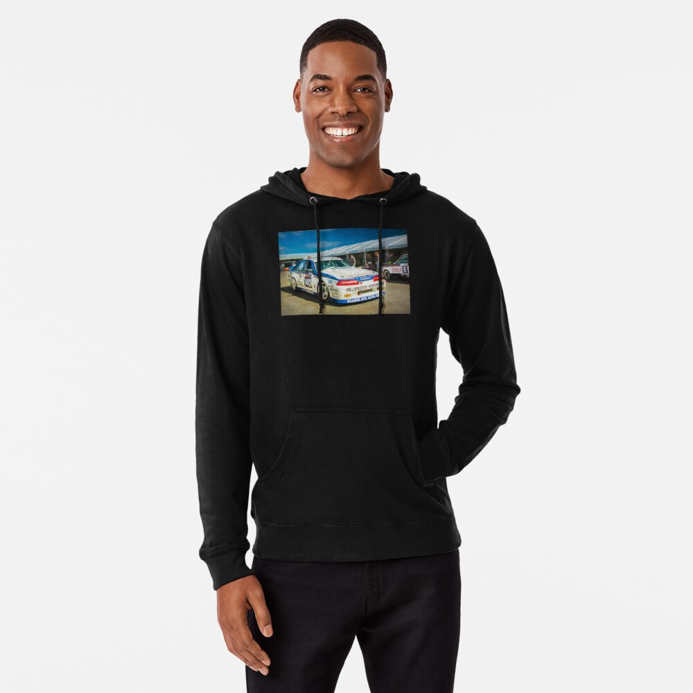 Garry Willmington Group A Commodore Lightweight Hoodie