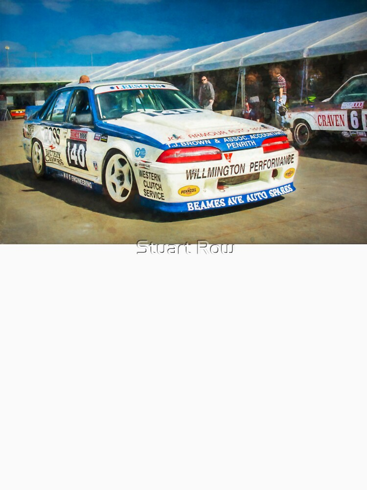Garry Willmington Group A Commodore by StuartRow