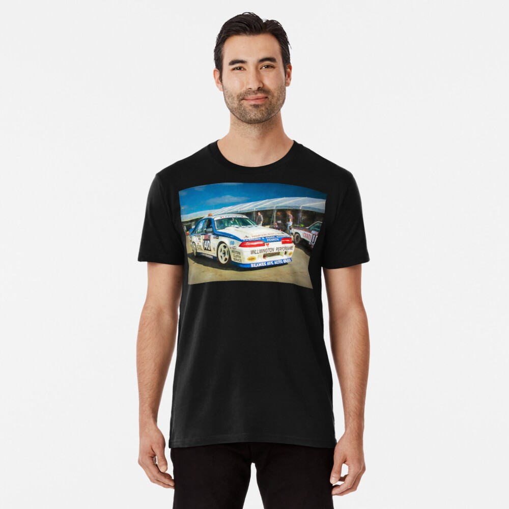 Garry Willmington Group A Commodore Premium T-Shirt