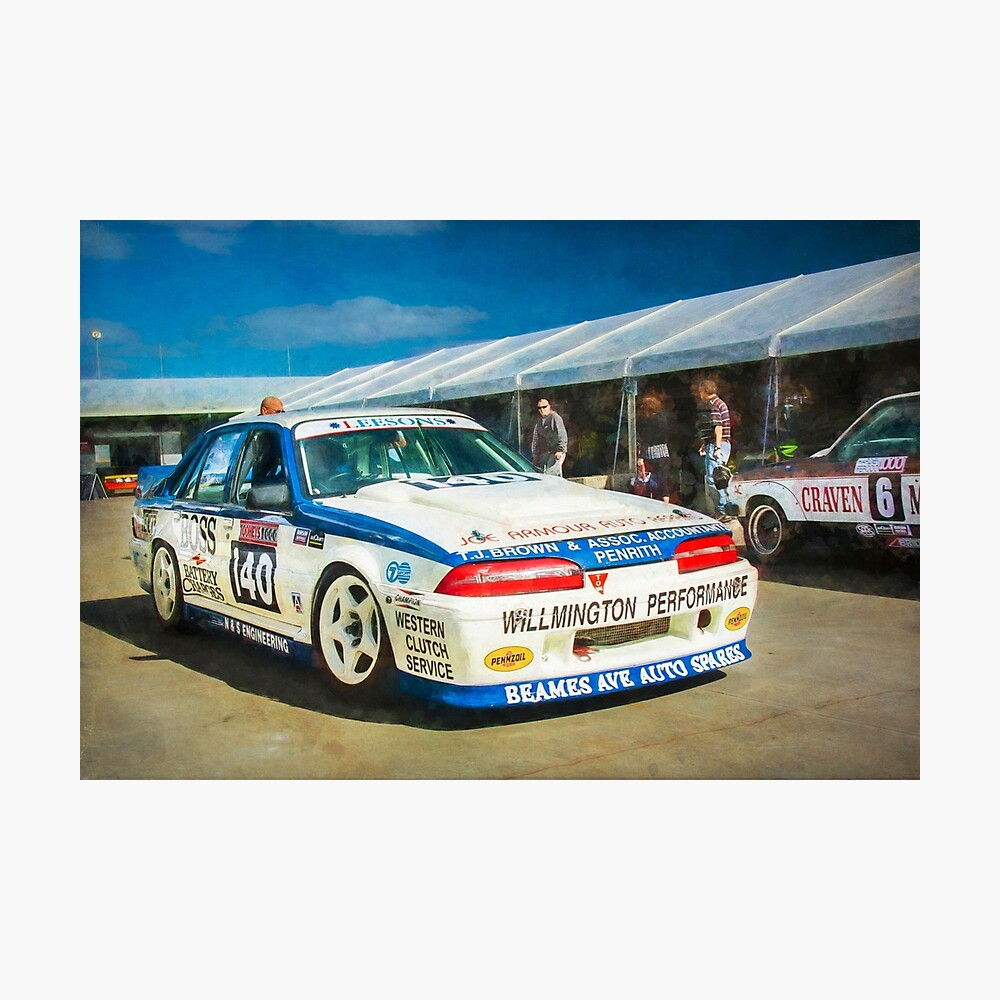 Garry Willmington Group A Commodore Photographic Print