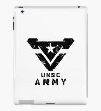 Halo | UNSC Army Large Weathered Logo iPad Case/Skin