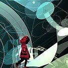 «Caperucita roja» de GonzaloGolpe