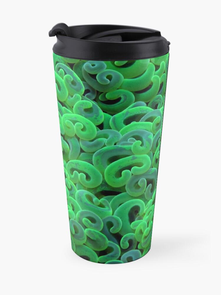 Alternate view of Green Euphyllid Travel Mug