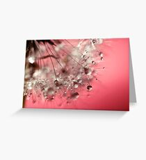 New Year's Pink Champagne - Happy New Year! Greeting Card