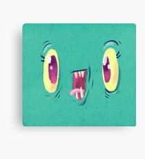 Yo Face Canvas Print