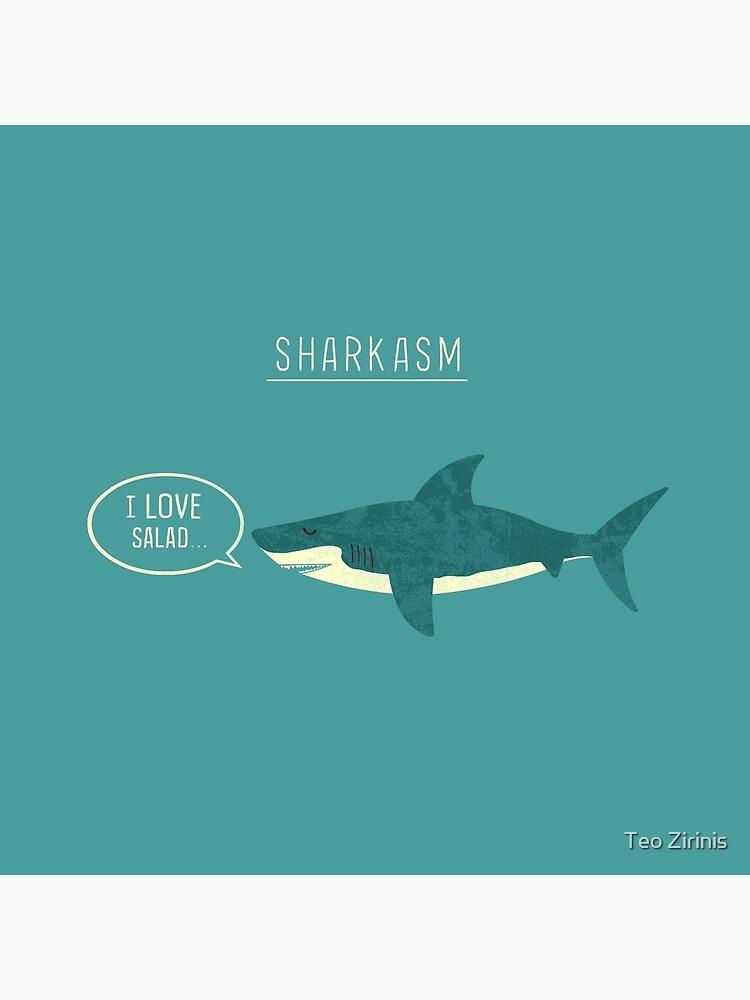 Sharkasm by theodorezirinis