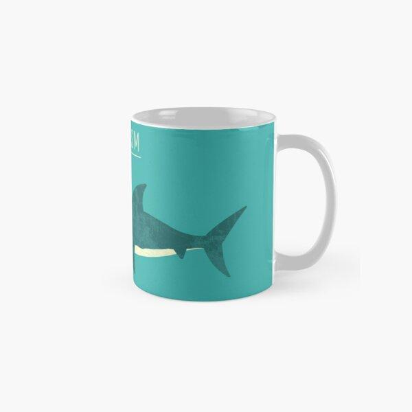 Sharkasm Classic Mug