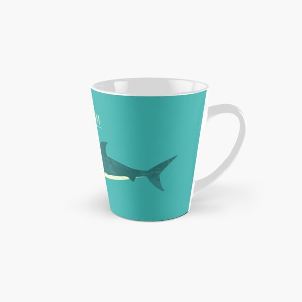 Sharkasm Mug long