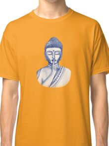Shh ... do not disturb - Buddha  Classic T-Shirt