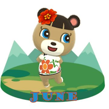 Animal Crossing Pocket Camp June Announce by dubukat