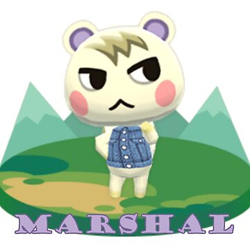 Animal Crossing Pocket Camp Marshal Announce by dubukat