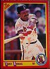 386 - Tony Armas by Foob's Baseball Cards
