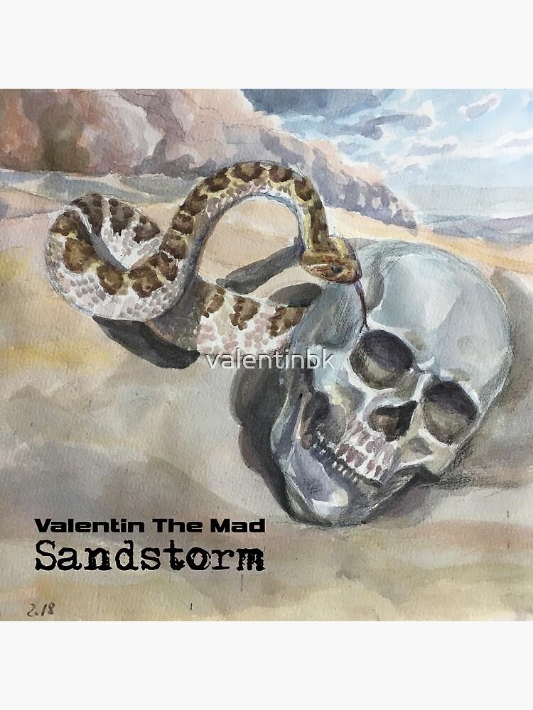 Sandstorm artwork by valentinbk