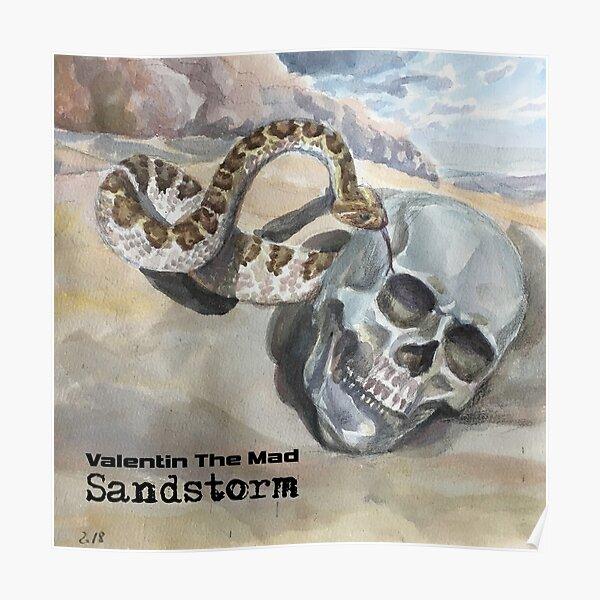 Sandstorm artwork Poster