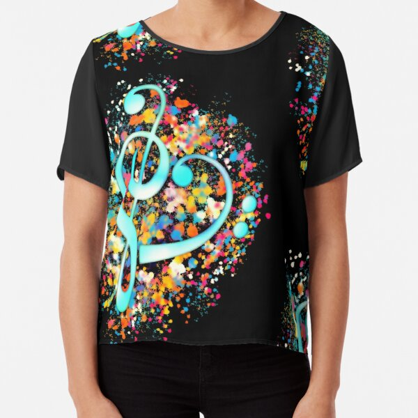 Holi Namaste Female Shirt