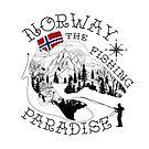 Norway fishing paradise von tattoofreak