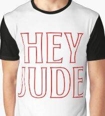 HEY JUDE Graphic T-Shirt