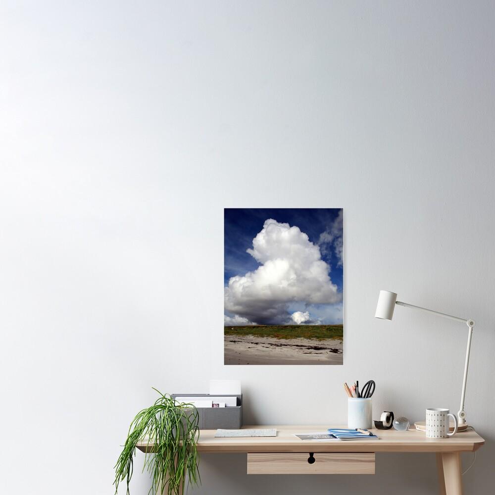 Cloudscape1 Poster